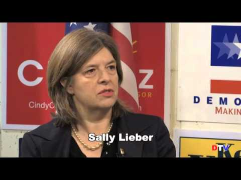 Democtratic TV -  Sally Lieber