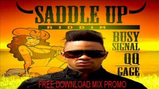 Saddle Up Riddim Mix S Risto Niakk