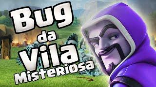 Vila misteriosa ou Bug ? - Clash of Clans