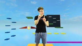 MAKE A GAME SU ROBLOX STUDIO! CODAKID'S SUPER AWESOME OBBY TUTORIAL PARTE 1