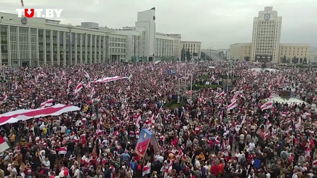 Срочно .Это фиаско Саня , за тобой пришли. Беларусь Минск .новости Лукашенко выборы 2020  события