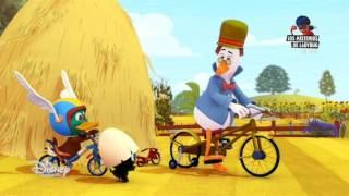 Calimero 3D (2014) | Episode 38 - Bicycle Blues | English