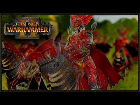 Legendary Blood Dragons - Free For All - Total War Warhammer 2