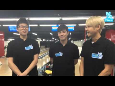 151228 V Live SHIN HYE SUNG Broadcast_Big Match Bowling Shin