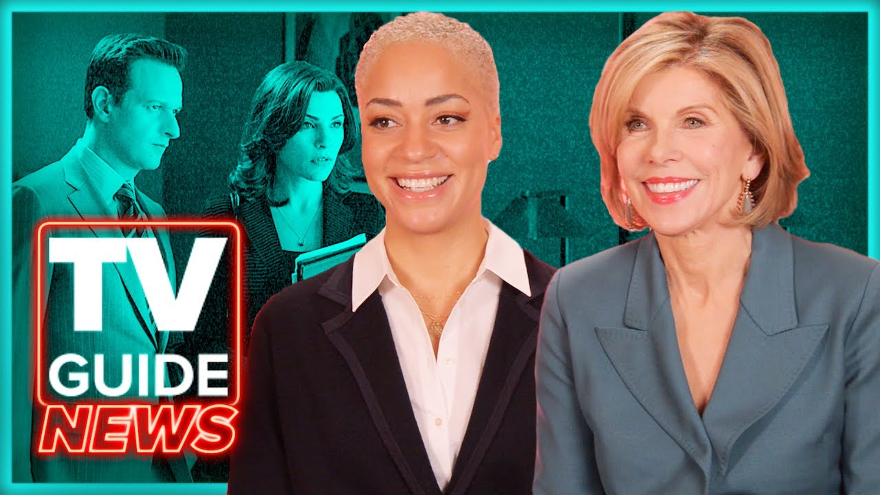 Download The Good Fight Stars Tease The Good Wife Cameos in Season 4