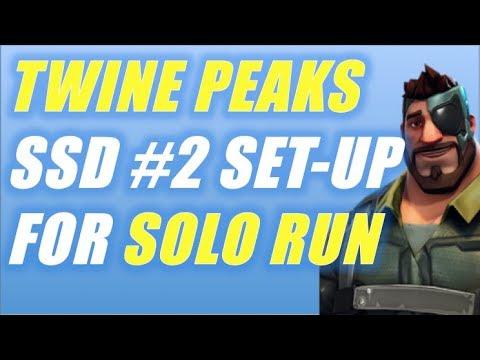 Twine Peaks SSD 2 Amp A Set-Up