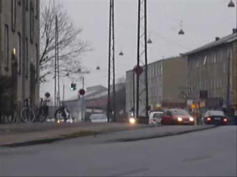 4 x fire vehicles in copenhagen
