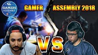 Team Mane GOTAGA vs Team Solary Kinstaar - Petite Finale GAMERS ASSEMBLY 2018