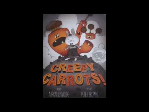 Creepy Carrots- Dramatized Children's Book