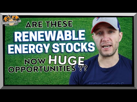 Top Renewable Energy Stocks to Buy NOW - Clean Energy Stocks for 2021