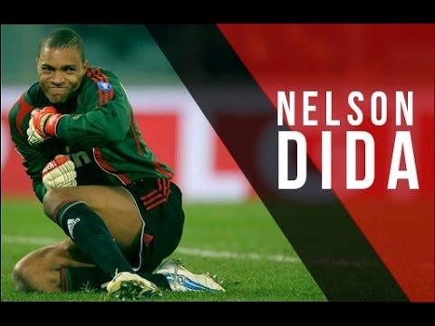 Nelson Dida Best Save Ac Milan Youtube