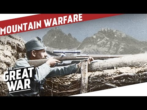 The Edge of the Abyss - Mountain Warfare On The Italian Front I THE GREAT WAR Special