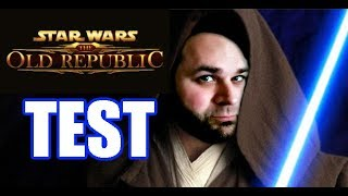 Mamoky test STAR WARS The Old Republic - MMORPG Gratuit !