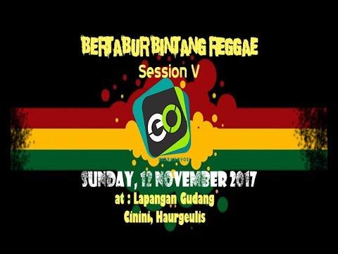YANG PENTING HAPPY - KONSER BERTABUR BINTANG REGGAE SESSION V