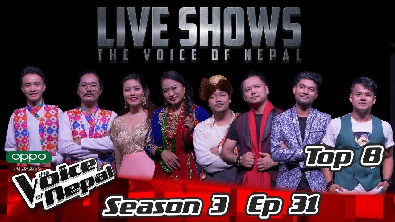 Download The Voice of Nepal Season 3 - 2021 - Episode 31 (Semi Finale)