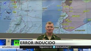 Militares rusos acusan a Israel de provocar el derribo del Il-20