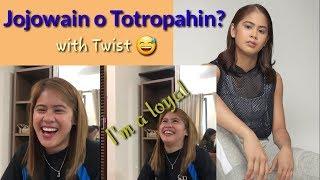 Deanna Wong | Jojowain o Totropahin Challenge | I'm a loyal