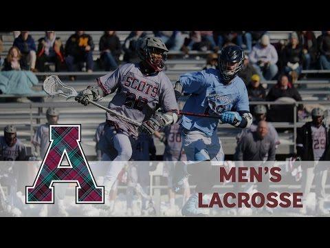 NCAA Division III Men's Lacrosse - Alma College vs. Northland College