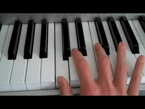 How to Play Dream On Aerosmith on Piano