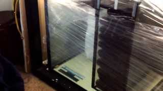 180 Gallon Saltwater Aquarium Build Custom Video 3