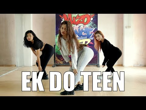 Ek Do Teen Song  Baaghi 2  Alan Rinawma Dance Choreography