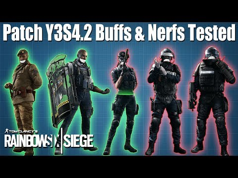 Caveira: Nerf or Buff? - Patch 342 Rainbow Six Siege