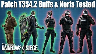 Caveira: Nerf or Buff? - Patch 3.4.2 Rainbow Six Siege