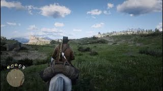 Red Dead Redemption 2 Hunting With Charles