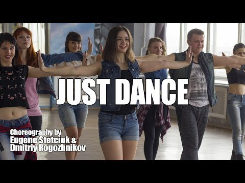 Lady Gaga / Just Dance / Original Choreography