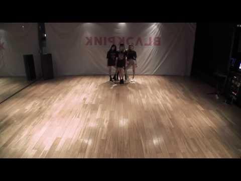 [Mirrored Slow 75%] BLACKPINK - BOOMBAYAH (붐바야)DANCE PRACTICE 舞蹈鏡面放慢版
