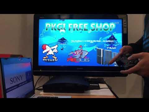 Hướng dẫn cách chép game từ ổ cứng và tải game cho PS3 hack Full.