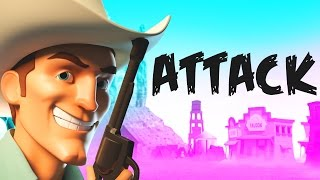 HOW TO ATTACK |  COMPASS POINT WEST