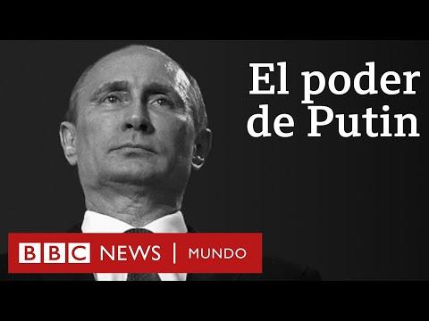 Cómo ha logrado Putin mantenerse en el poder en Rusia por más de 20 años | BBC Mundo