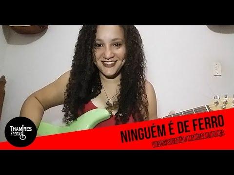 Ninguém é de Ferro - Wesley Safadão e Marília Mendonça Forró na Guitarra