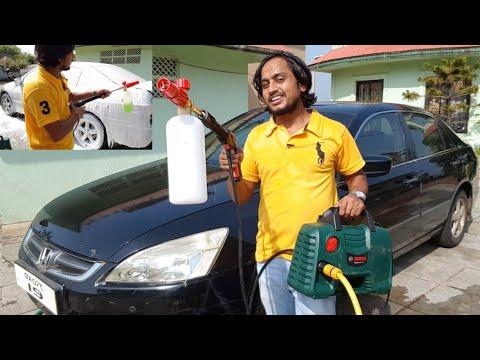 Bosch AQT series foam connector and foam can | nitto rai