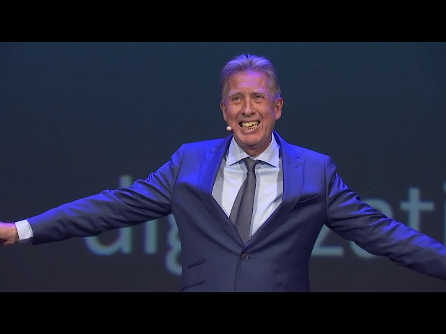 Next society, next economy, next education | Jan Rotmans | TEDxAmsterdamED