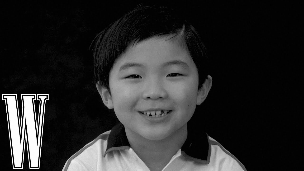 Meet Alan Kim, the 8-Year-Old Star of Minari | W Magazine