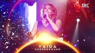 Vaida - Underground - LIVE - 1st Semi-Final - Selecția Națională 2019