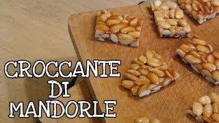 Croccante Di Mandorle - Almond Brittle