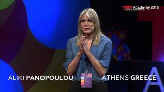Food As Healing | Aliki Panopoulou | TEDxAcademy