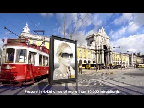 No.1 Worldwide for Outdoor Advertising | JCDecaux Group 2016