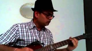 Chot dil pe lagi (Ishq Vishk) Guitar Solo