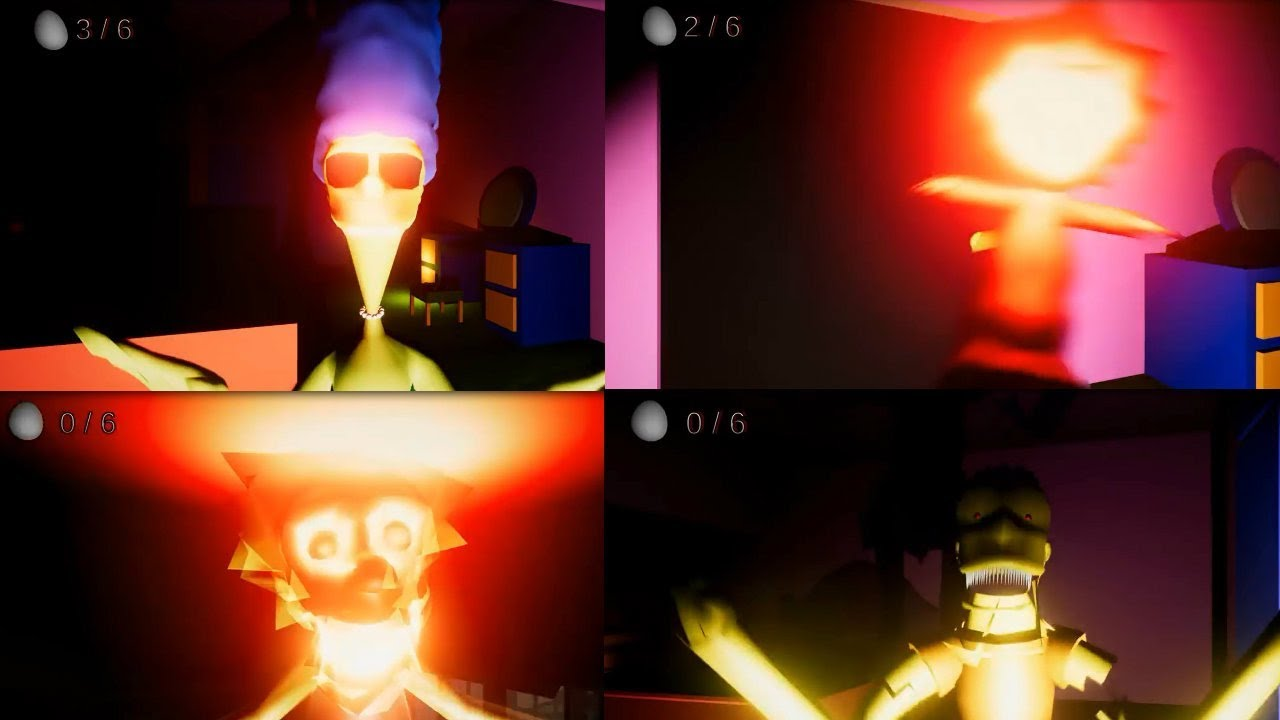 Download Eggs For Bart - All Jumpscares