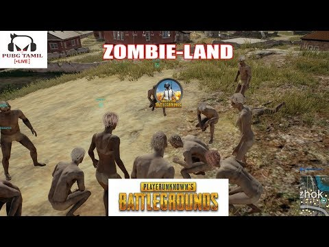 ZOMBIE LAND | PUBG MOBILE  LIVE STREAM  IN TAMIL