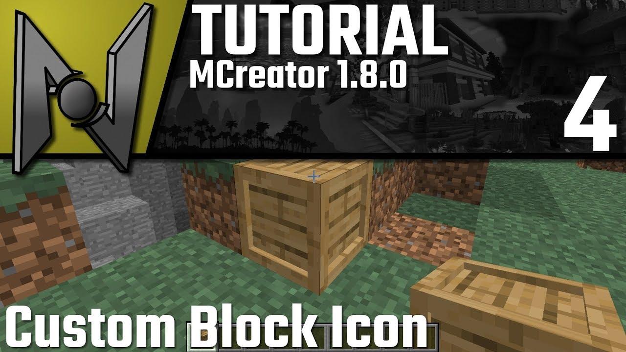 mcreator 1.8.1