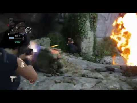 Uncharted 4 Multiplayer Plunder I-ToxiiC- NO DEATH [HD]
