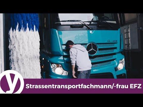 Lehrstelle als Strassentransportfachmann/-frau EFZ bei der Dreier AG