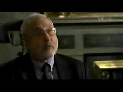 Nobel Prize winning economist Joe Stiglitz gives damning indictment of NAMA on RTE