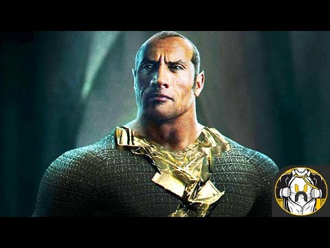 Black Adam Solo Movie CONFIRMED By WB & DC streaming vf