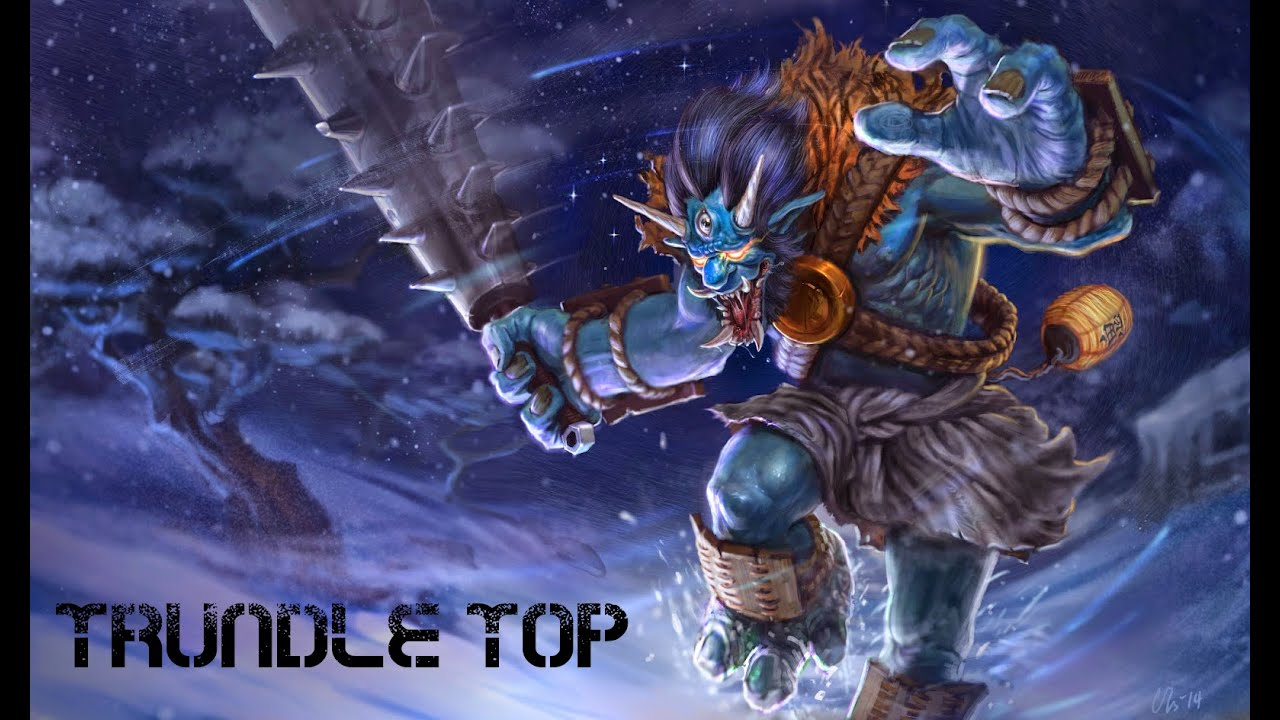 If top lane trundle got zeke's convergence, he would be complete dogshit at splitpushing (top lane trundle's however, since jungle trundle doesn't get nearly as much gold as top lane trundle, he. trundle league of legends review